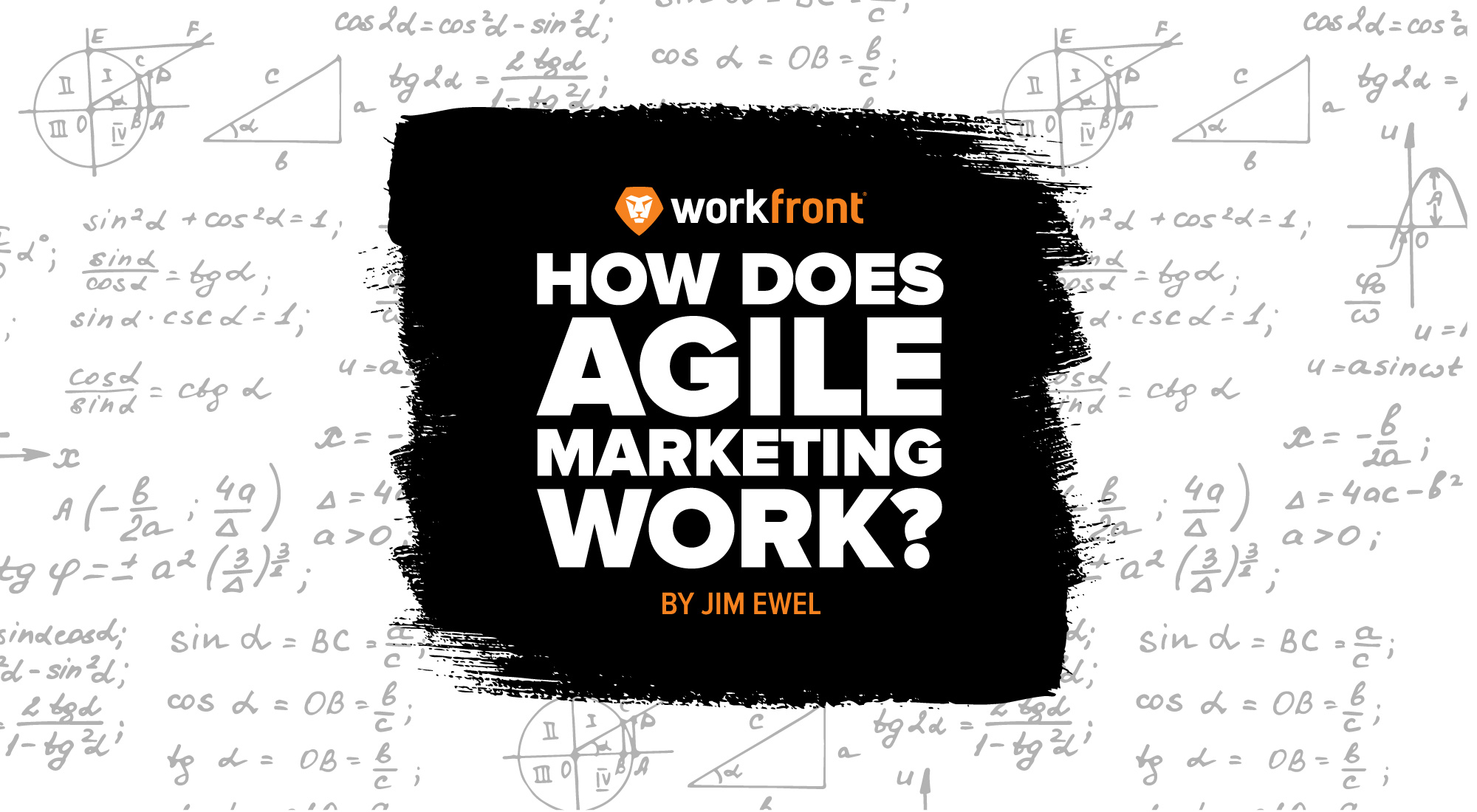 how does agile marketing work