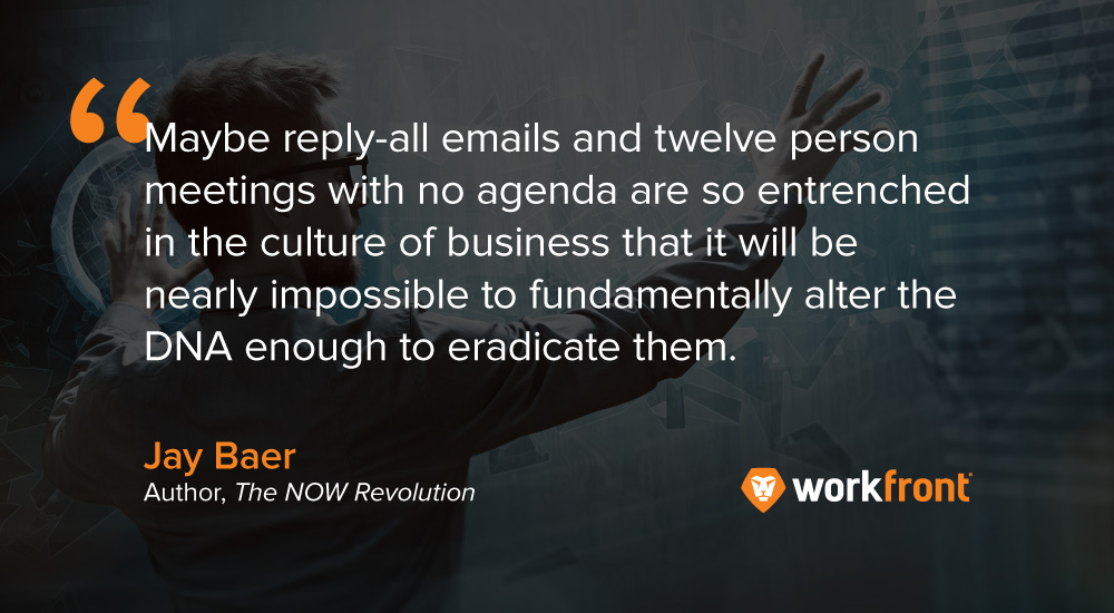 jay baer quote email