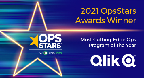 Most Cutting-Edge Ops Program of the Year