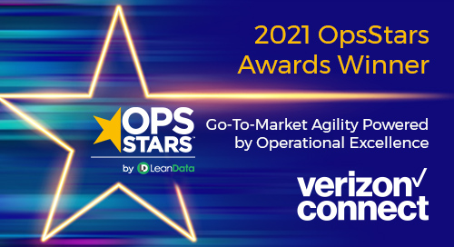 Go-to-Market Agility Powered by Operational Excellence