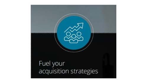 Marketing Solutions for Customer Acquisition Brochure