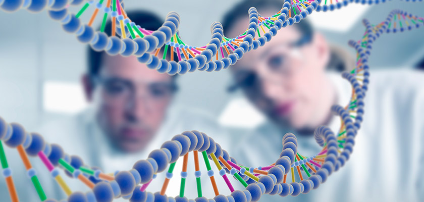 Pop it in the CRISPR; careful what comes out