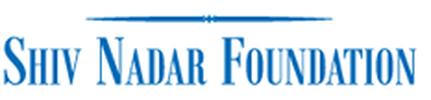 Shiv Nadar Foundation logo