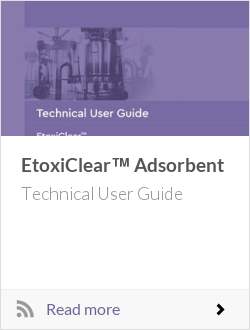 EtoxiClear™ Adsorbent