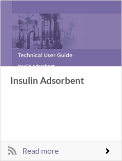 Insulin Adsorbent