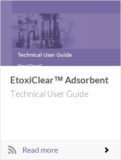 EtoxiClear™ Adsorbent