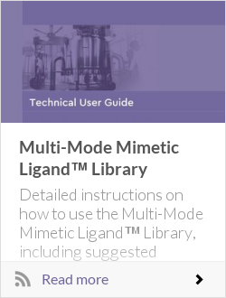 Multi-Mode Mimetic Ligand™ Library