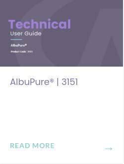 AlbuPure™ (PC: 3151)