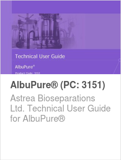 AlbuPure® (PC: 3151)