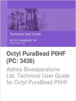 Octyl PuraBead P6HF (PC: 3436)