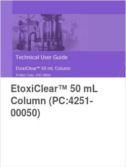 EtoxiClear™ 50 mL Column (PC:4251-00050)