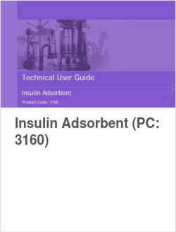 Insulin Adsorbent (PC: 3160)