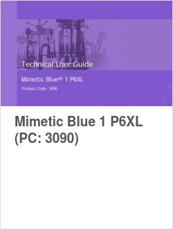 Mimetic Blue 1 P6XL (PC: 3090)