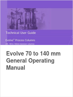 Evolve 70 to 140 mm  General Operating Manual