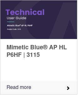 Mimetic Blue AP HL P6HF - Technical User Guide