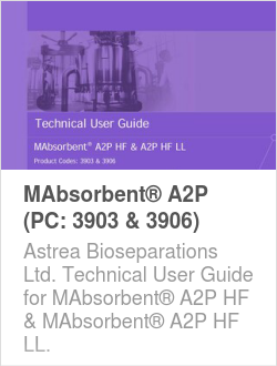 MAbsorbent® A2P (PC: 3903 & 3906)