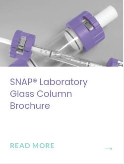 SNAP® Laboratory Glass Column Brochure