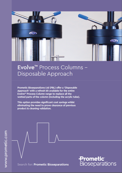 Evolve™ Bio-process Column Refresh Kits