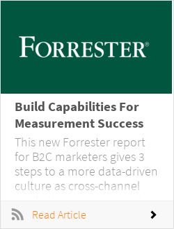 Build Capabilities For Measurement Success