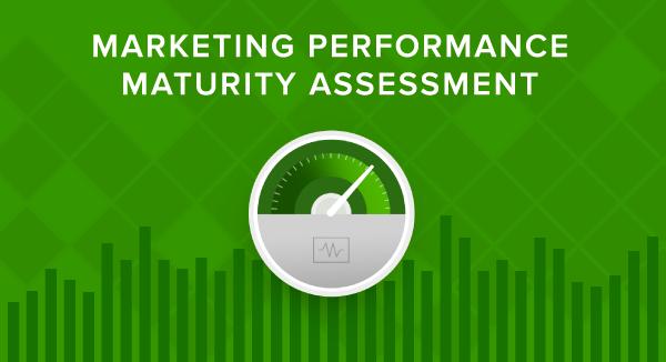 Marketing Performance Maturity Assessment