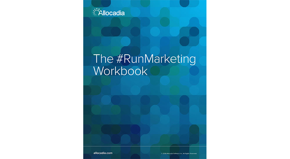 The #RunMarketing Workbook