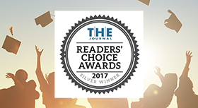 Extreme Readers' Choice award from THE Journal