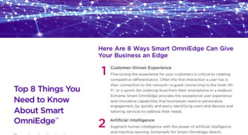 Top 8 Things You Need to Know About Smart OmniEdge