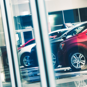Car dealerships can potentially increase energy efficiency
