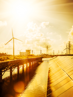 Some of the best renewable energy options for commercial use