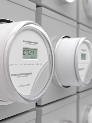 Electric meters and your utility rate structure contribute to the actual cost of solar panels for business