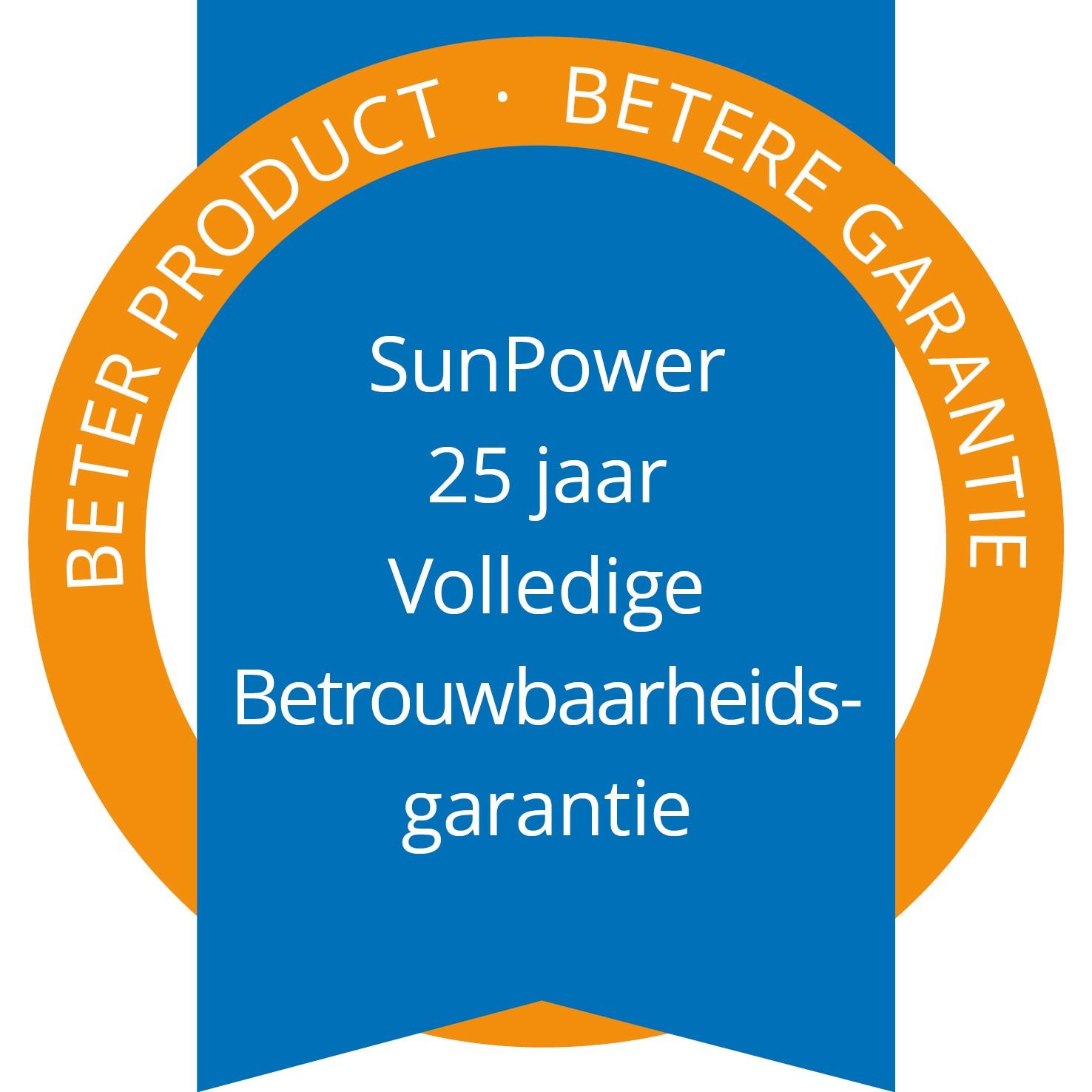 Sunpower Solar Complete warranty