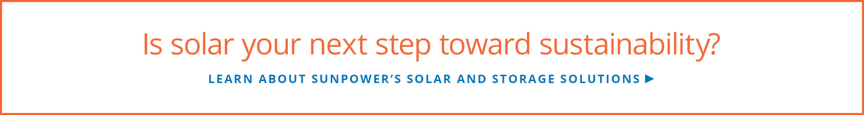 Learn about Sunpowers solar and storage solutions