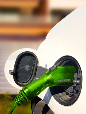U.S. government tax credits for electric vehicles are under greater risk.
