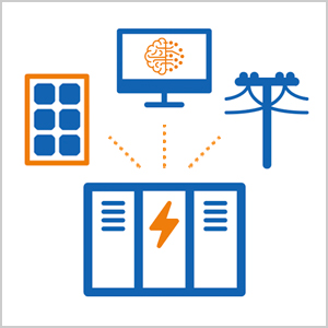 Energy Storage Icons