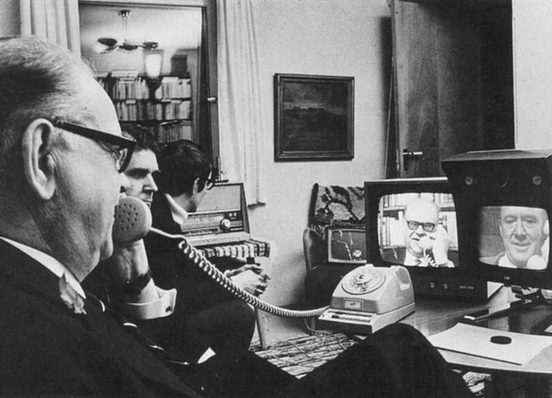 Early Video Conferencing