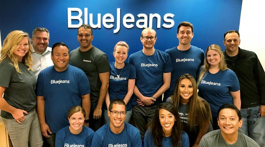 BlueJeans Team Today