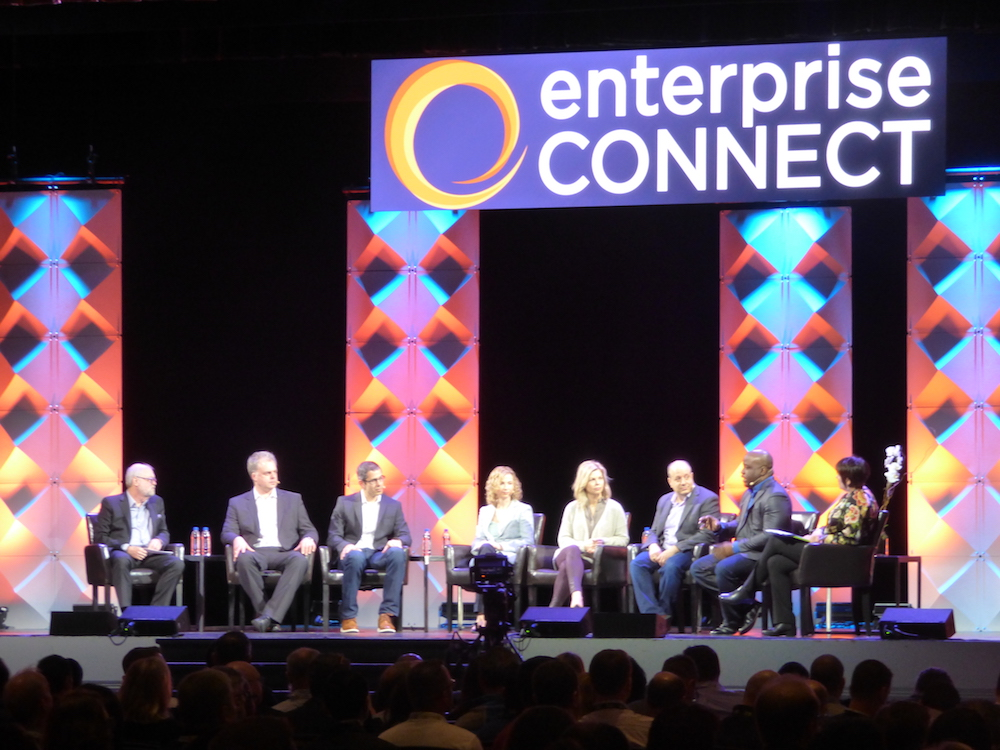 Enterprise Connect Panel - Team Collaboration