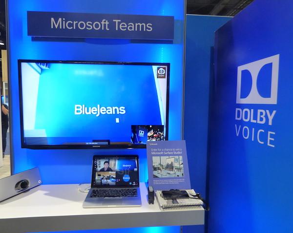 BlueJeans + Microsoft Teams