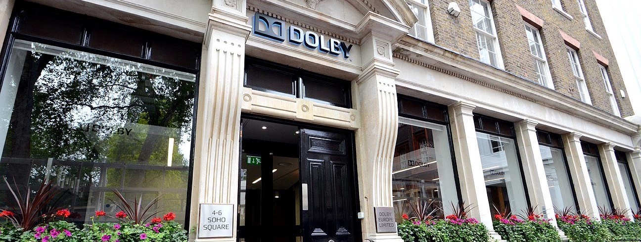Dolby Studio in London
