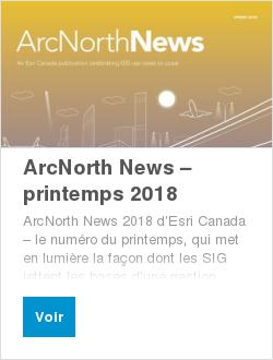 ArcNorth News – printemps 2018