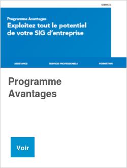 Programme Avantages
