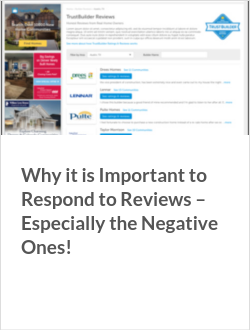 Why it is Important to Respond to Reviews – Especially the Negative Ones!