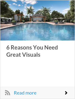 6 Reasons You Need Great Visuals