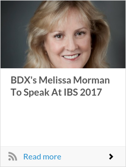 BDX's Melissa Morman To Speak At IBS 2017
