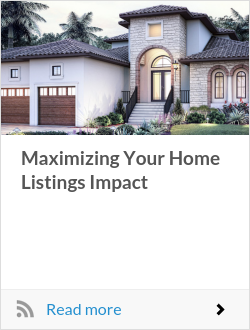 Maximizing Your Home Listings Impact