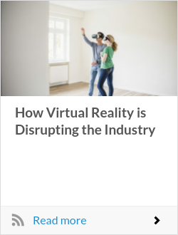 How Virtual Reality is Disrupting the Industry