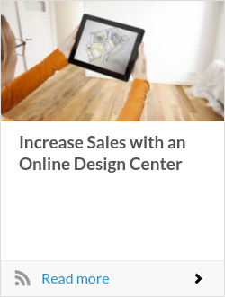Increase Sales with an Online Design Center