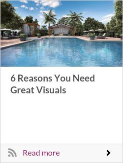 6 Reasons You Need Great Visuals
