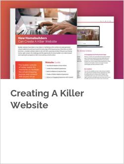 Creating A Killer Website