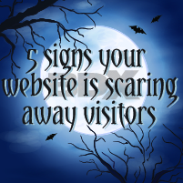 Webinar Walks Through What Might Be Scaring Away Your Website Visitors